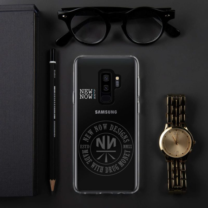 New Now Made With Drug Money Samsung Case