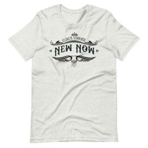 New Now Since Forever Light Graf Short-Sleeve Unisex T-Shirt