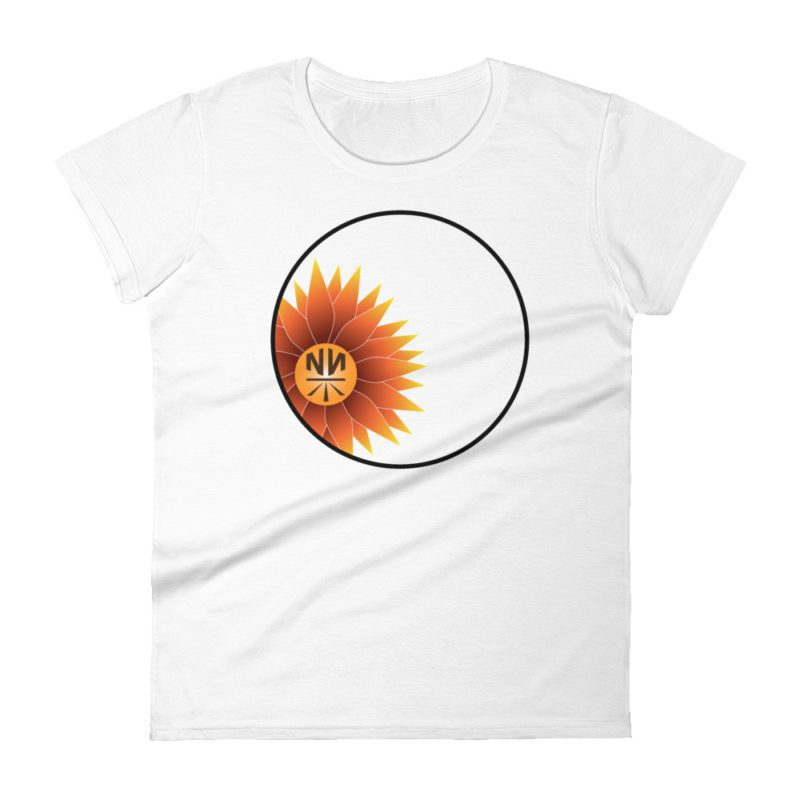 New Now Sunflower Women's short sleeve t-shirt