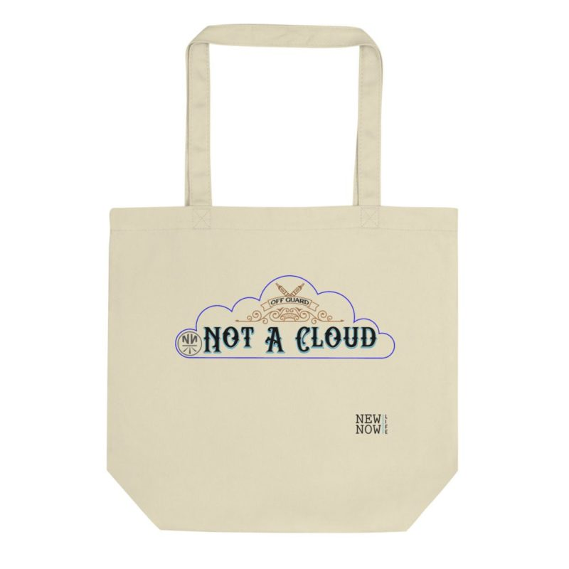 Not A Cloud Tote (Western)