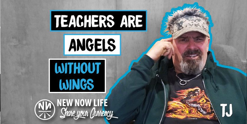 Teachers Are Angels Without Wings